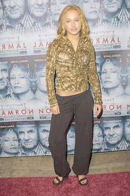 Hayden Panettiere HBO Presents Normal Movie Premiere