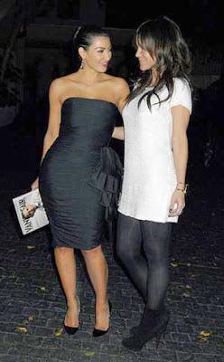 Kim Kardashian Vanity Fair and Krug Champagne Party Pics
