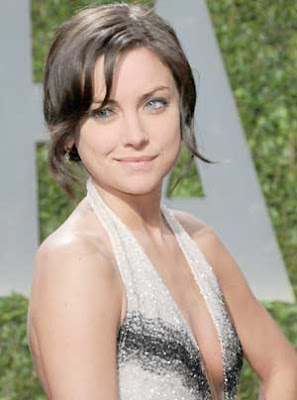 Jessica Stroup Vanity Fair Post Oscar Party Pics