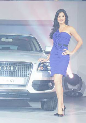 Katrina Kaif Grand Audi Q5 Launch Party Pictures