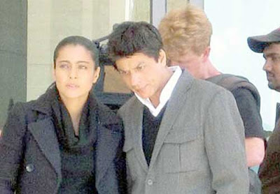 Shah Rukh Khan and Kajol My Name is Khan