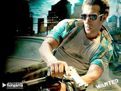 Salman Khan Wanted Movie Wallpapers