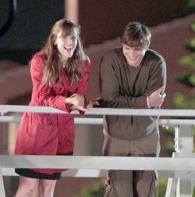 Jennifer Garner and Ashton Kutcher