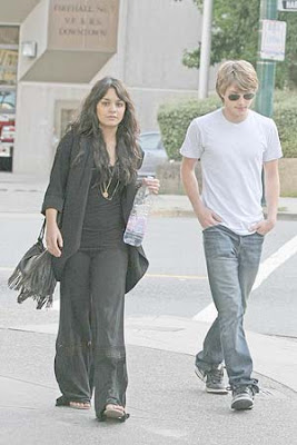 Vanessa Hudgens Sterling Knight