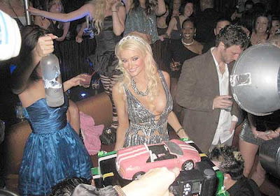Holly Madison Birthday