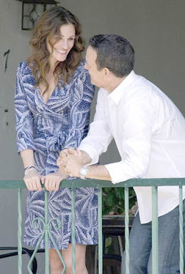 Julia Roberts and Tom Hanks