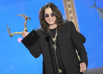 Ozzy Osbourne Spike TV's Guys Choice
