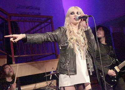 The Pretty Reckless NYLON Party