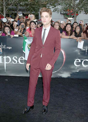 Robert Pattinson The Twilight Saga Eclipse