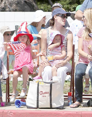 Jennifer Garner Family