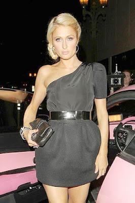 Paris Hilton Beso