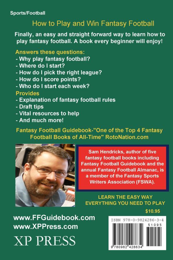 fantasy football guidebook fantasy football basics the ultimate rh fantasyfootballguidebook blogspot com