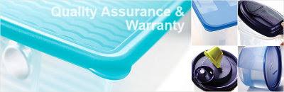 Quality Assurance & Warranty