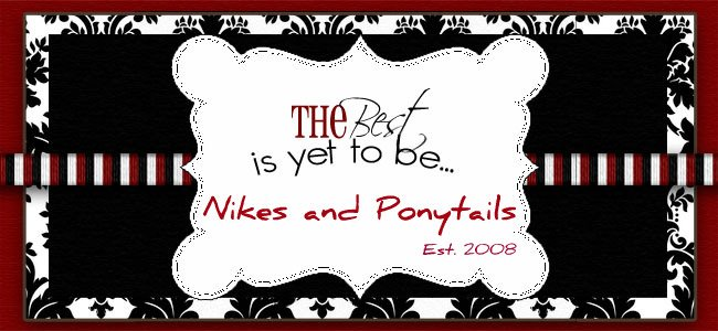 Nikes and Ponytails