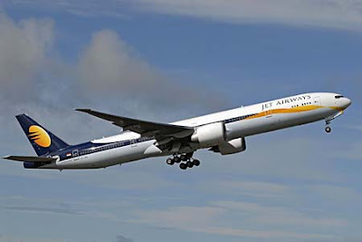 Jet Airways online booking, Jet Airways Schedule