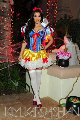 Kardashian Costume on Kim Kardashian Halloween Costume 2009 Photos   B4tea Com