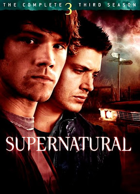Supernatural 3ª Temporada Dual Áudio