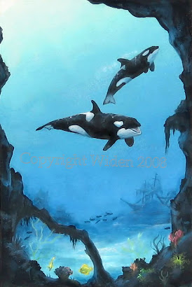 Orca's playground