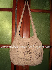 Drape bag o Fruncido con calado en habano y oliva