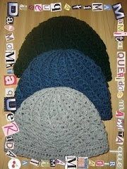PAP Gorrito espiralado