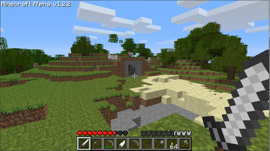 Minecraft Landscaping Tools : Freodom new adventures in minecraft