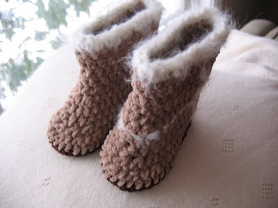 Crochet Uggs Made By Rae