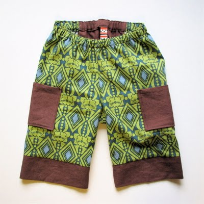 Free Simple Baby Pants Pattern to Sew - Make Baby Stuff