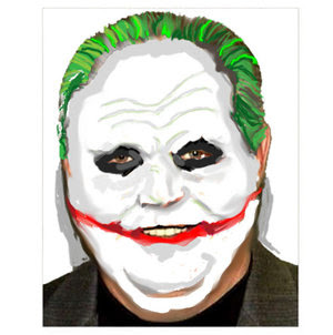 rushjoker by sketchoo ... to use James Buchanan dollars in gay bath houses and gay strip joints.