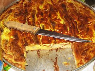Rețetă: Adevărata plăcintă tulceană/dobrogeană