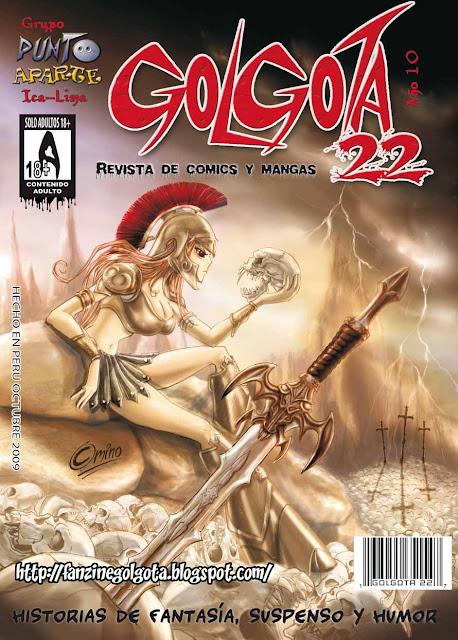 GOLGOTA 22