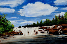 BWCA Curtain Falls - SOLD.
