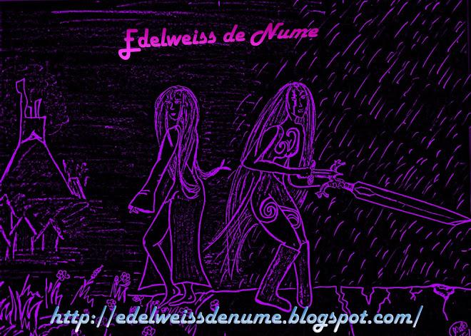 Edelweiss de Nume. La Sombra del viento.