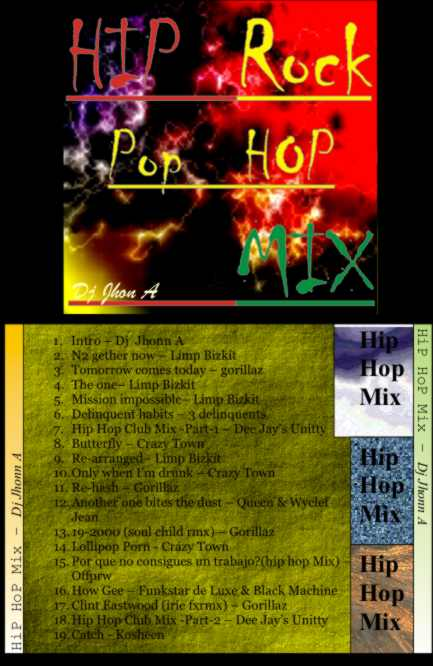 HIP HOP & ROCK POP 2000
