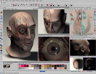 3d max studio 8: