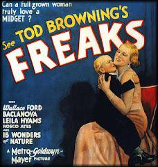 """""""Freaks"""", 1932. Tod Browning. La parada de los monstruos"""" T. Browning"""