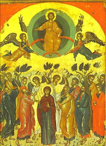 This Blog is dedicated to the Ascension of Jesus Christ