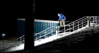 Dan Brown, Josh Malczyk, LINE Skis, Burlington, Vermont