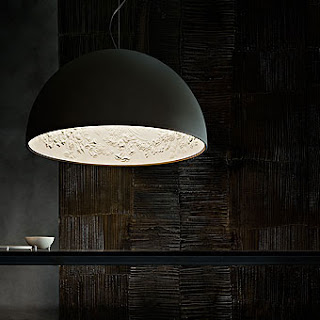Flos Skygarden Pendant in Black Finish