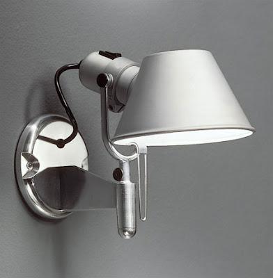 Artemide Tolomeo Faretto Wall Light - Design: Michele de Lucchi, Giancarlo Fassina