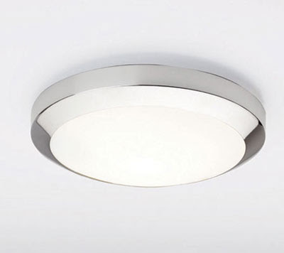 Astro 0603 - Dakota Plus 180 Round Flush Ceiling Light, Dakota AX0603