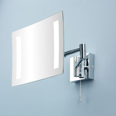 The Madison Mirror Light, Madison AX0338 bathroom switched mirror light