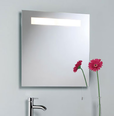 The Adelphi Plus Mirror Light, Adelphi AX0296 switched modern bathroom light border=