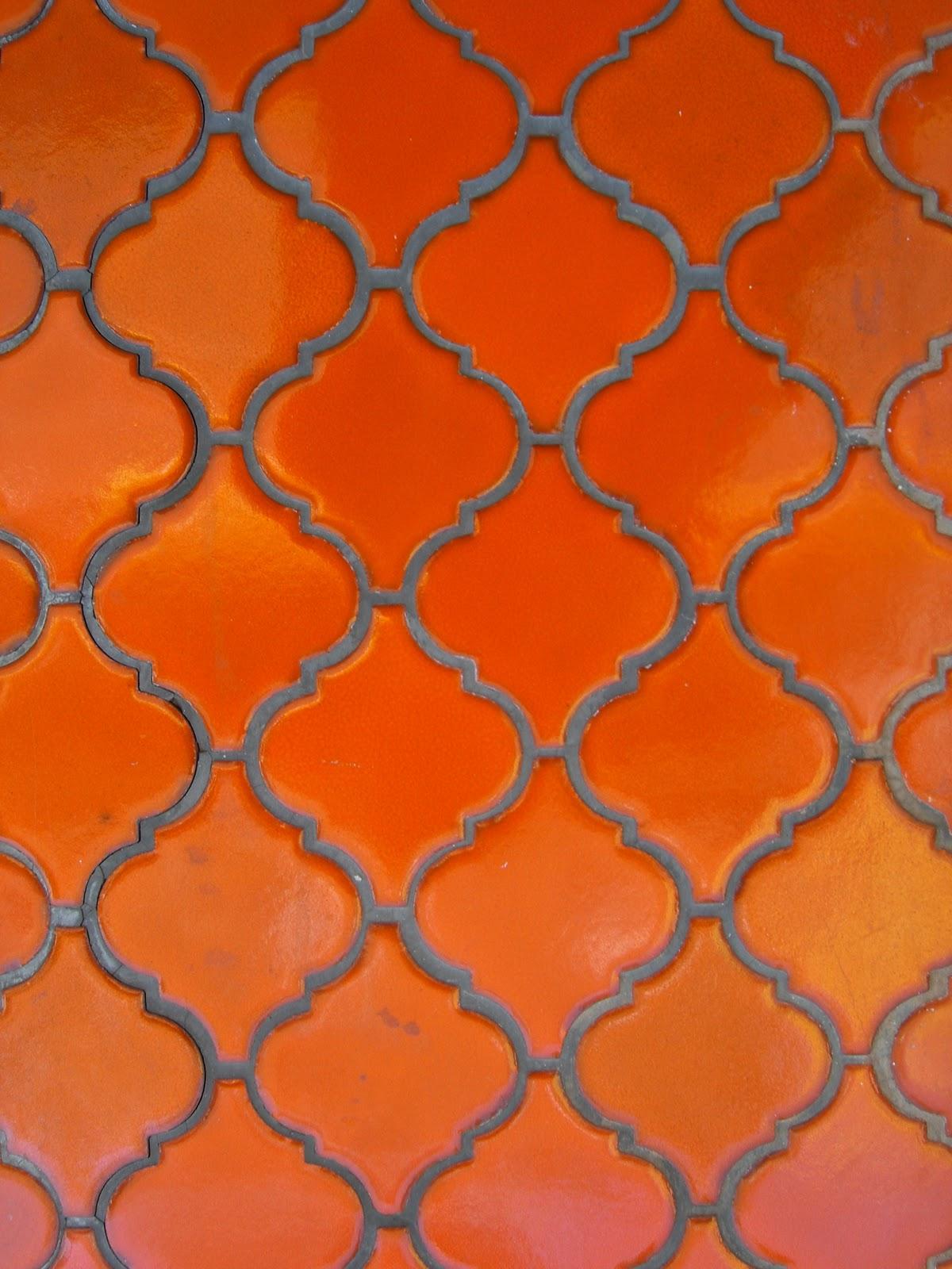 Delta Group H Q Orange Tiles