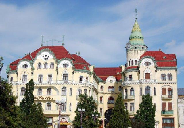 Vedere din Oradea