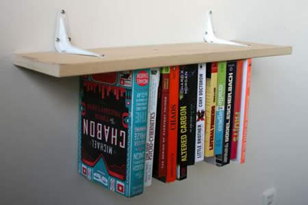 Our Bookcases On Top Of Shelves And So Forth That Are The Mobile Parts Not Furnishings Fixtures Furniture This Balancing Bookshelf Is A