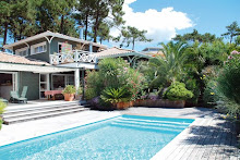 Luxury property Villa Cap Ferret near Bordeaux FRANCE