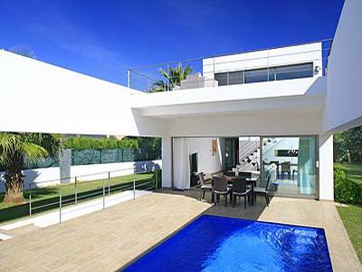 Locations vacances en espagne s jours en villas et - Villa de luxe vacances miami j design ...