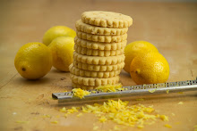 LEMON ZEST SHORTBREAD