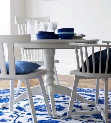 The deco house couleur tendance de l t bleu et blanc marin for Deco bleu marine et blanc