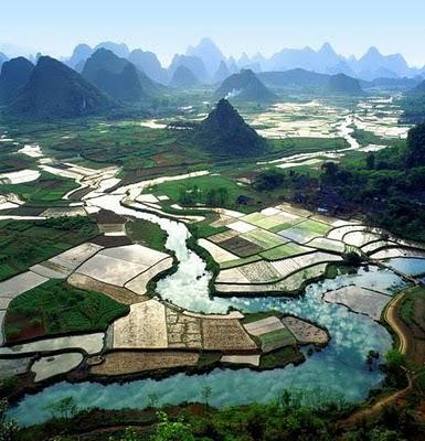 Çinden güzeL ManzaraLar